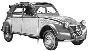 Buzzgroup 2CV